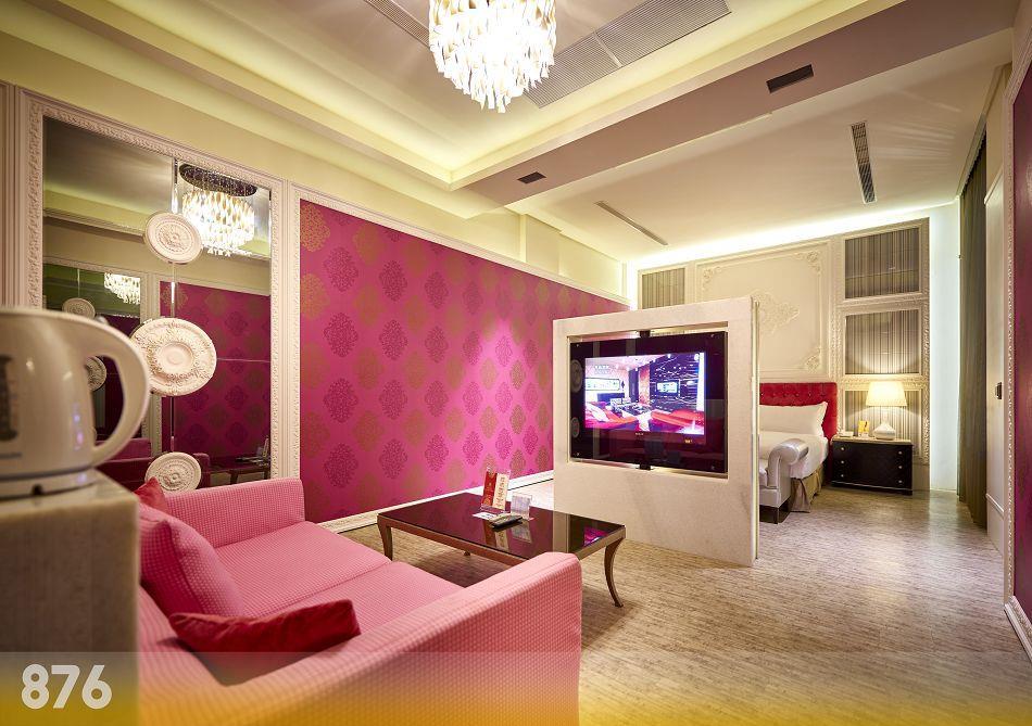 台南旅館-為楓精品渡假別館 | 客房介紹-璀燦套房876