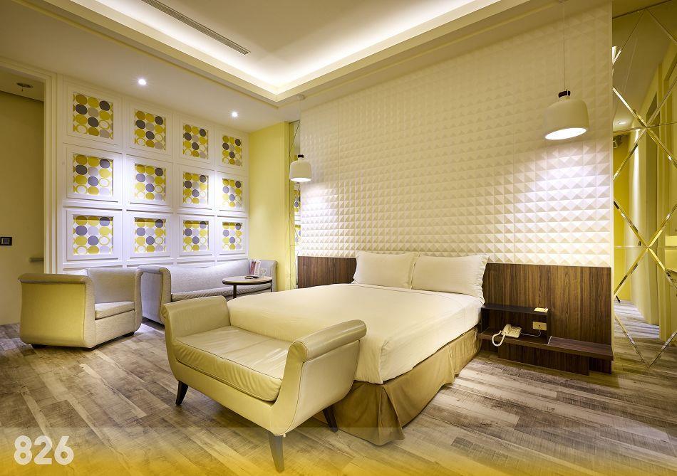 台南摩鐵,台南住宿,台南休息-為楓精品渡假別館 | 客房介紹-典藏套房826