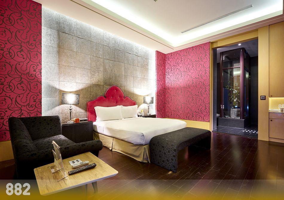台南摩鐵-為楓精品渡假別館 | 客房介紹-典藏套房882
