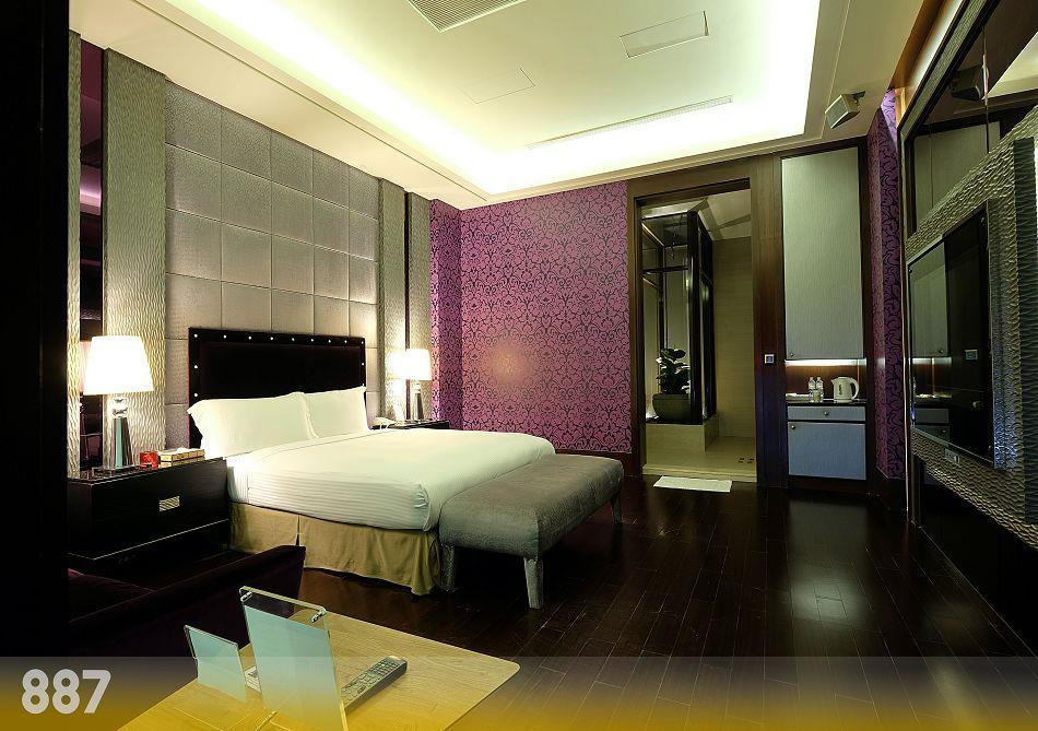 台南旅館|台南摩鐵|台南住宿-為楓精品渡假別館 | 客房介紹-典藏套房