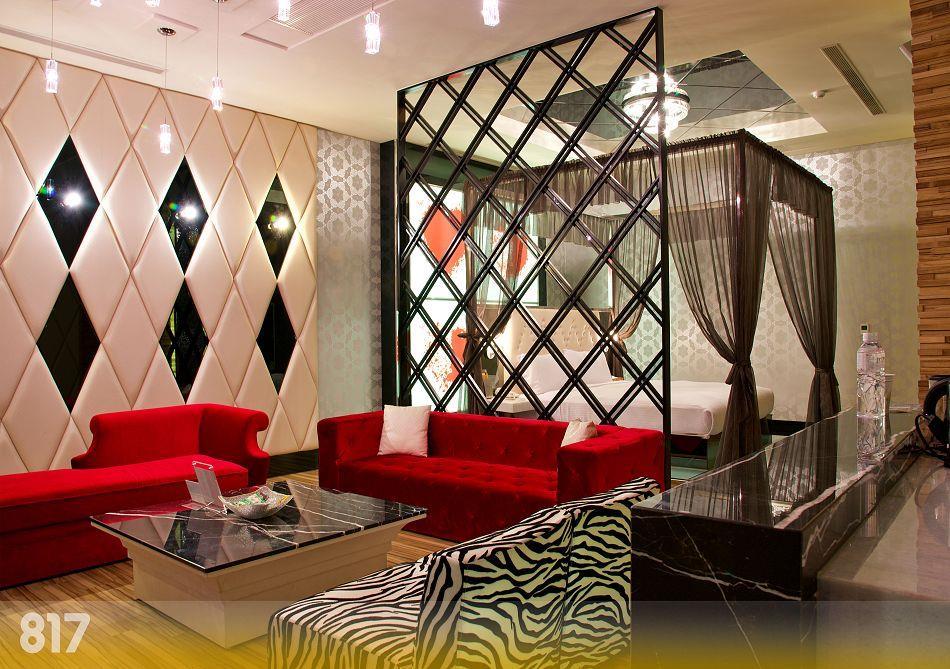 台南旅館|台南摩鐵|台南住宿-為楓精品渡假別館 | 客房介紹-晶鑽套房817