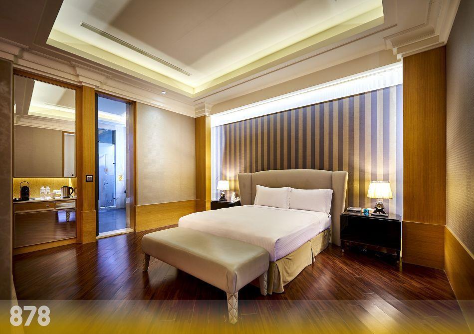 台南休息,台南汽車旅館,台南旅館-為楓精品渡假別館   客房介紹-奢華套房878