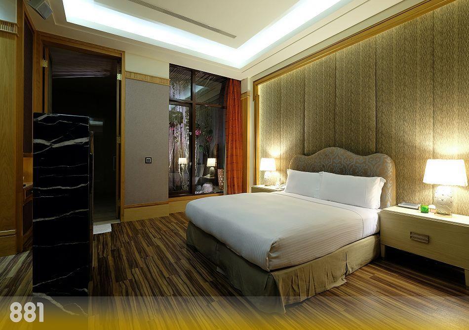 台南汽車旅館-為楓精品渡假別館   客房介紹-奢華套房881