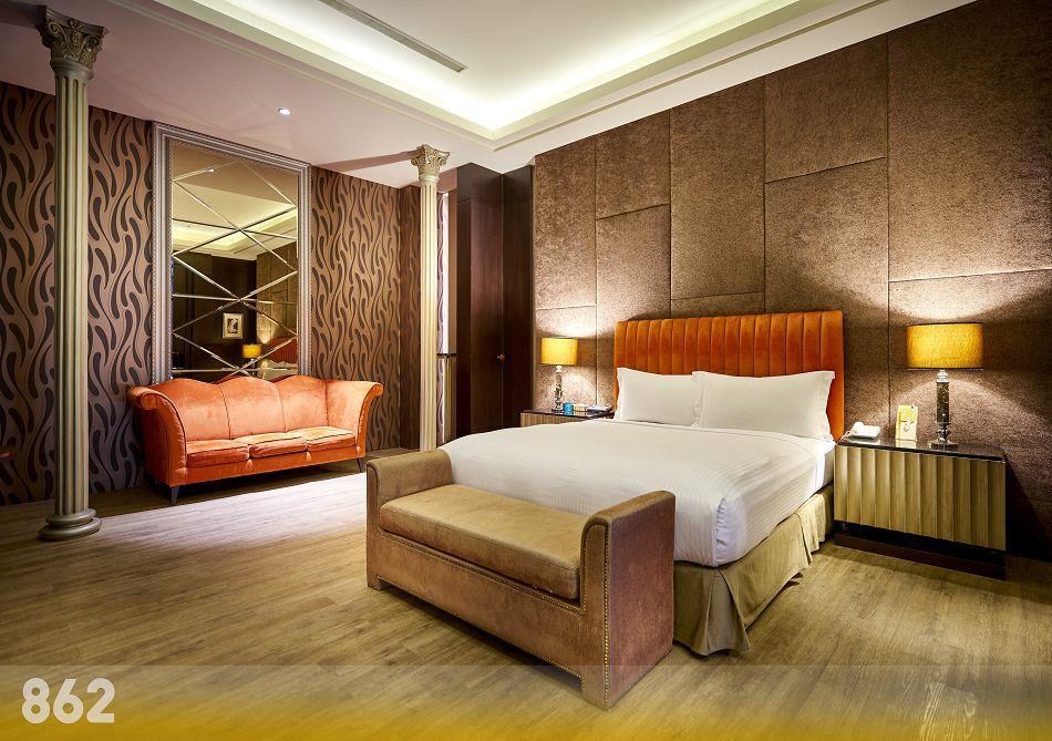 台南旅館|台南摩鐵|台南住宿-為楓精品渡假別館 | 客房介紹-尊爵套房862