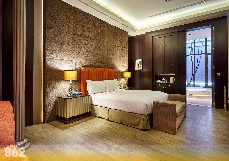 台南休息|台南汽車旅館|台南旅館-為楓精品渡假別館 | 客房介紹-尊爵套房862