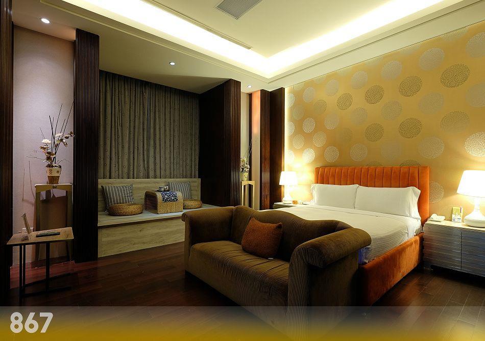 台南汽車旅館-為楓精品渡假別館 | 客房介紹-尊爵套房867