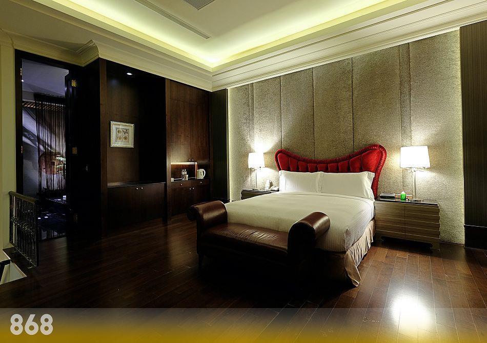 台南旅館-為楓精品渡假別館 | 客房介紹-尊爵套房868